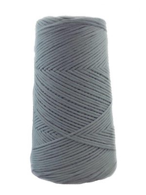 algodón peinado gris