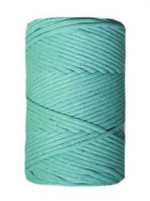 urdimbre color esmeralda