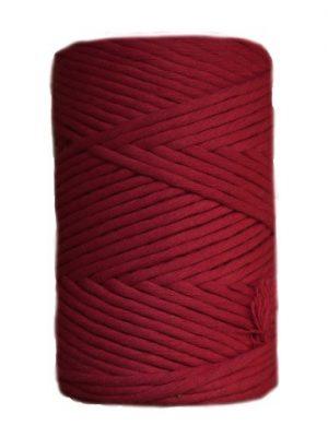 urdimbre color granate