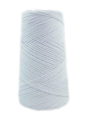 algodón peinado blanco