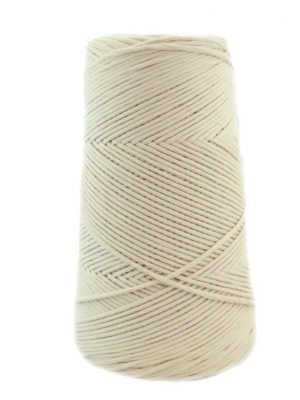 algodón peinado natural