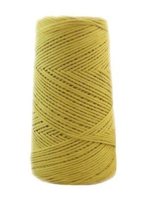 algodón peinado pistacho